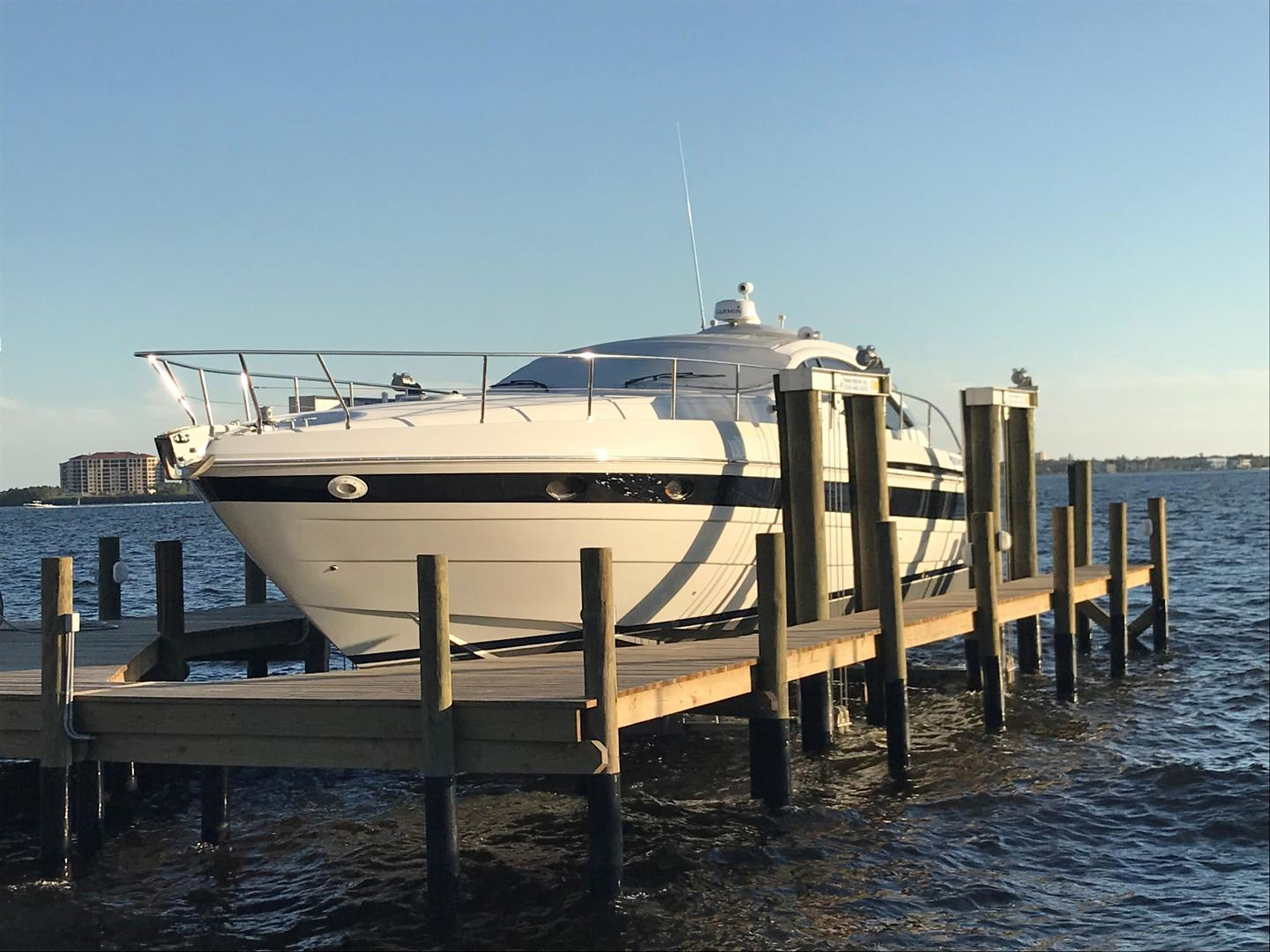 Picture Of: 52' Pershing 52 2003 Yacht For Sale | 2 of 53