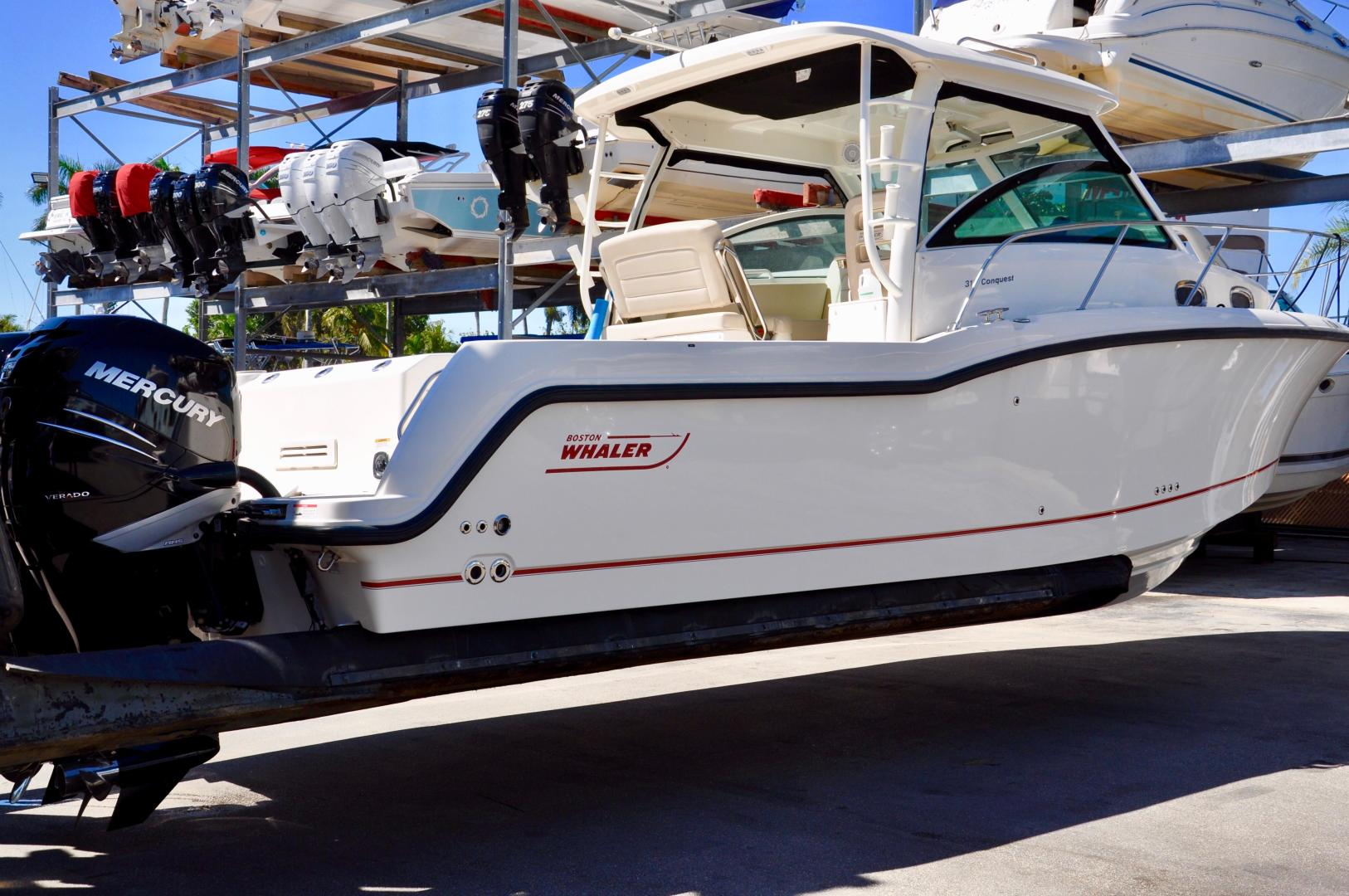 2015 Boston Whaler 31ft 315 Conquest N A Yacht For Sale Drawing Schematic Diagram Of Navigation Lamp Wiring On