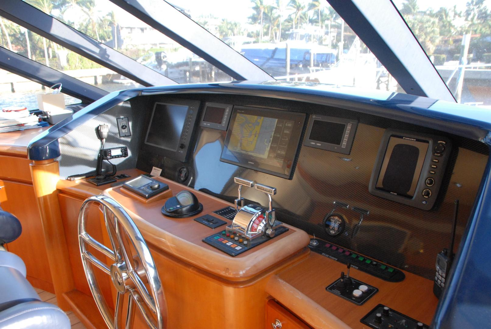 West Bay-Sonship 2003-ROOM SERVICE Fort Lauderdale-Florida-United States-Pilothouse-474090 | Thumbnail
