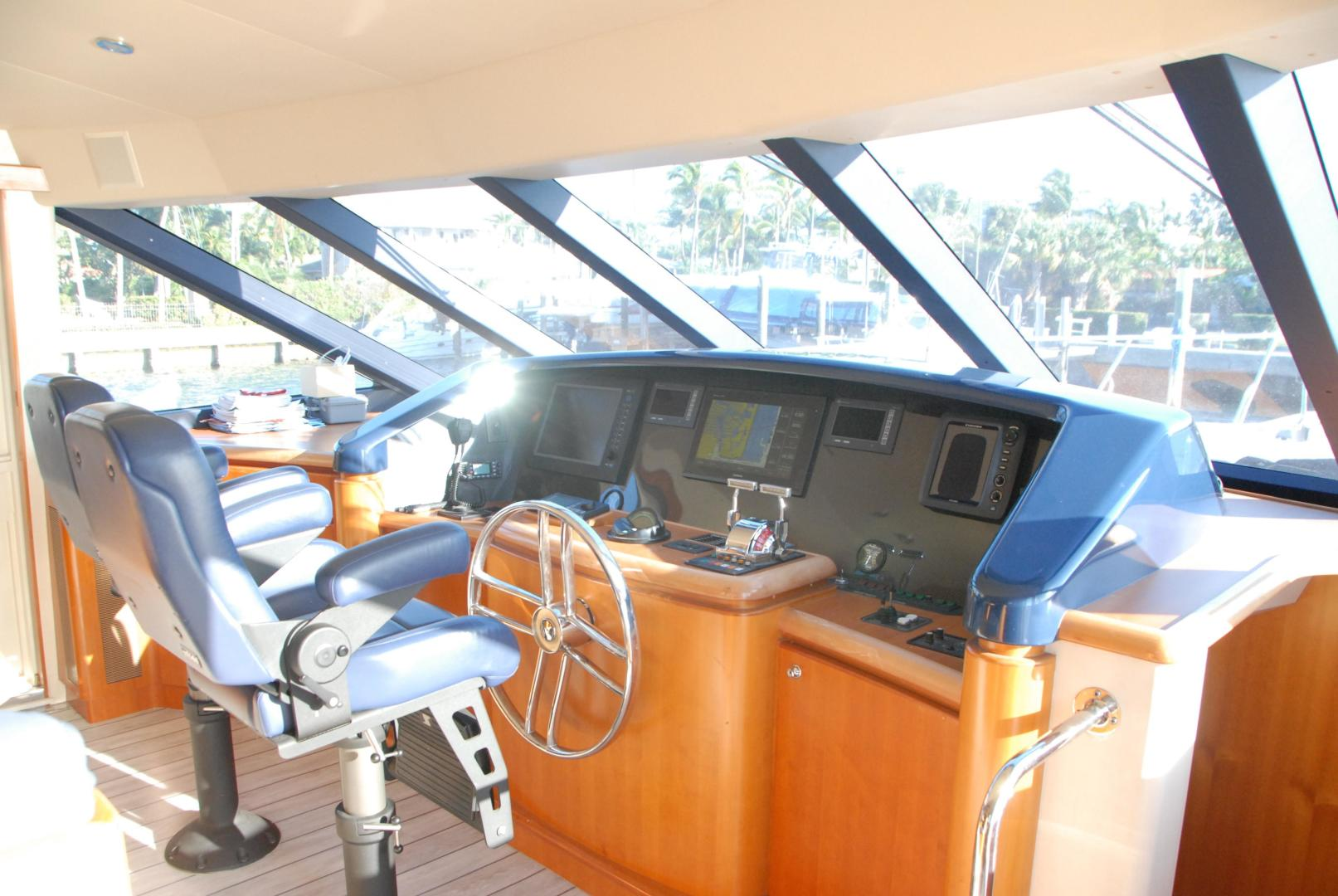 West Bay-Sonship 2003-ROOM SERVICE Fort Lauderdale-Florida-United States-Pilothouse-474077 | Thumbnail