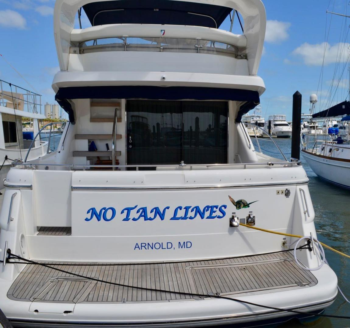 Picture Of: 50' Fairline Phantom 50 2007 Yacht For Sale | 2 of 29