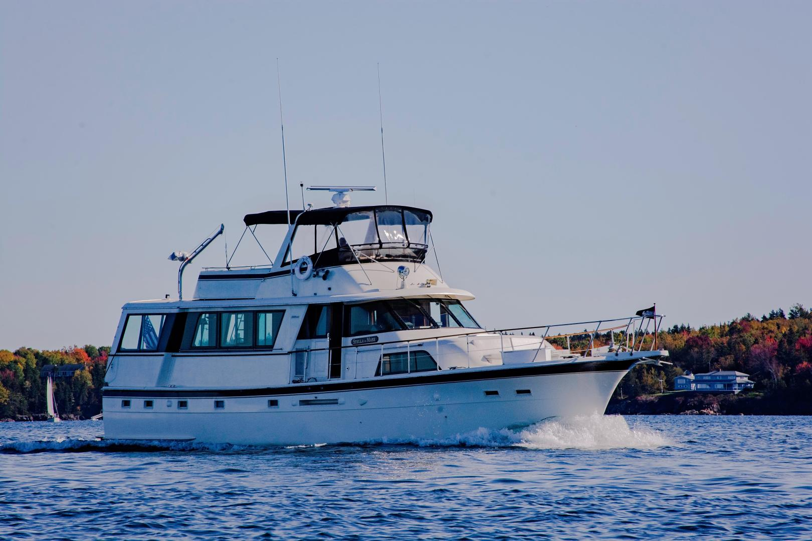 1979 Hatteras 58' Motor Yacht