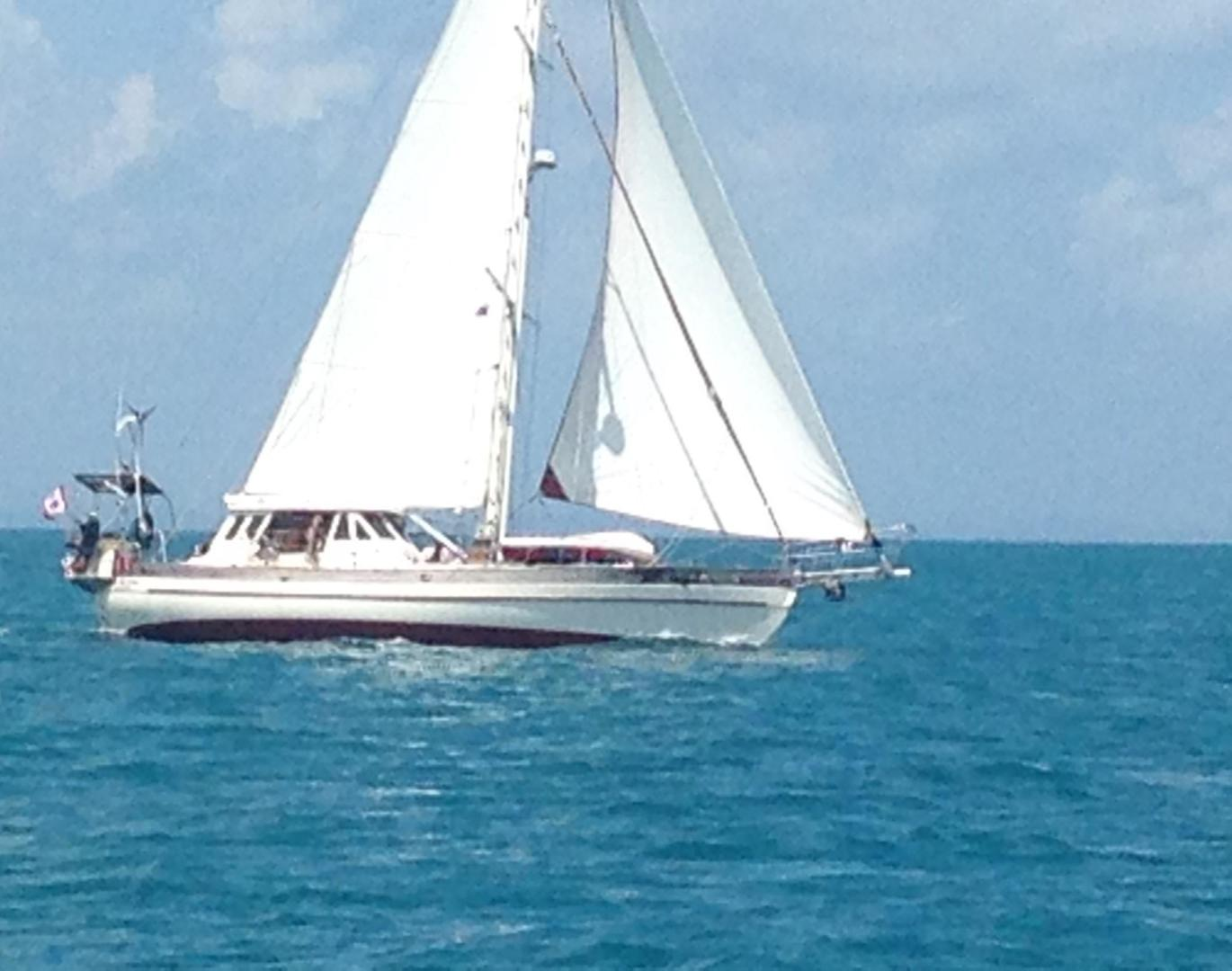 Used Hans Christian 48' 48T Pilothouse For Sale In Florida | I Yam