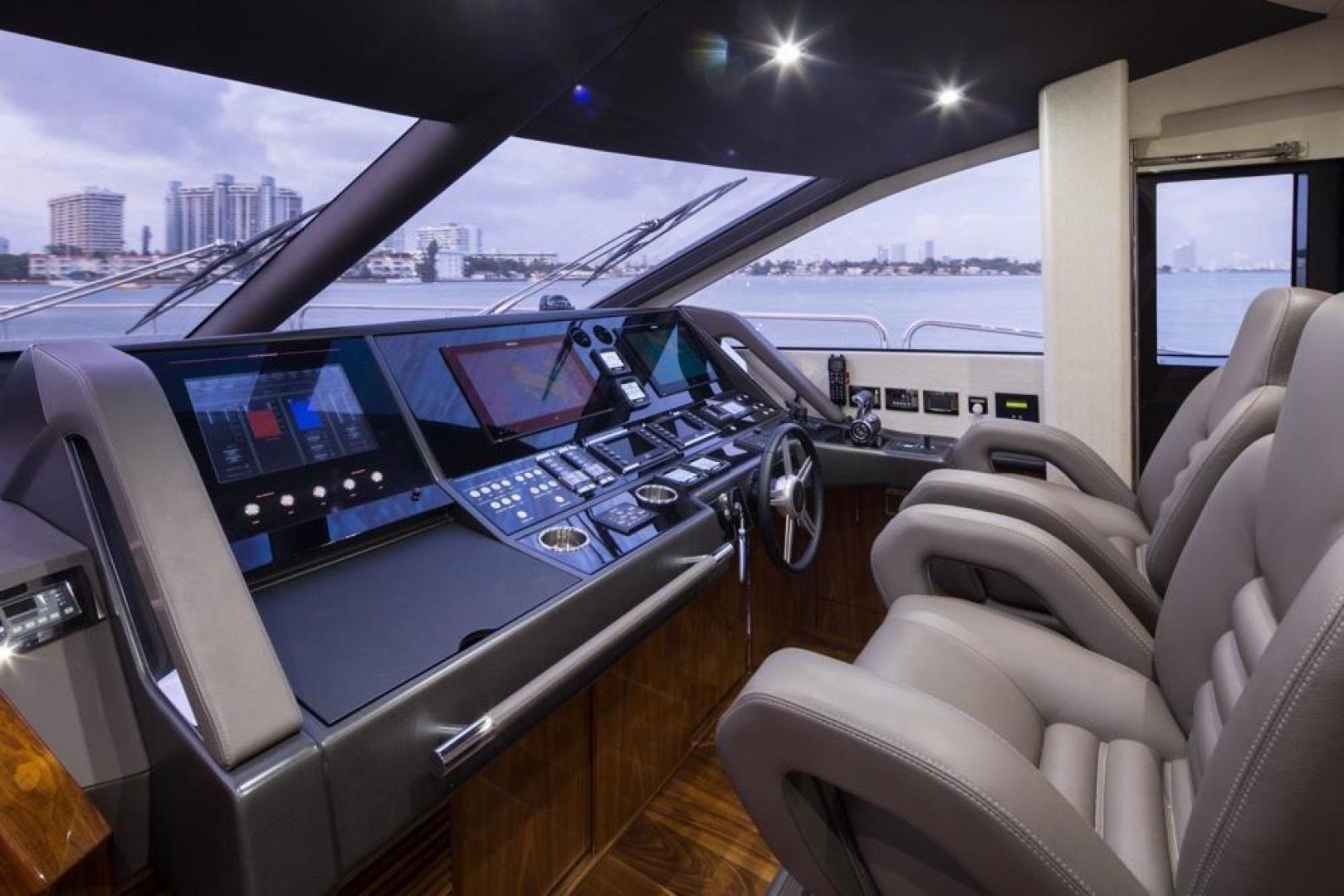 Sunseeker-28 Metre Yacht 2016-RIII Miami-Florida-United States-2016 SUNSEEKER 92 RIII FOR SALE-600101 | Thumbnail