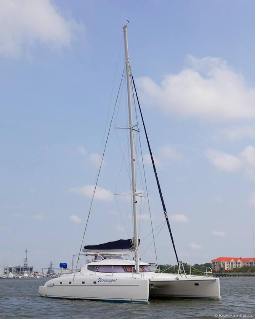 Picture Of: 46' Fountaine Pajot Bahia 46 2005 Yacht For Sale | 2 of 28