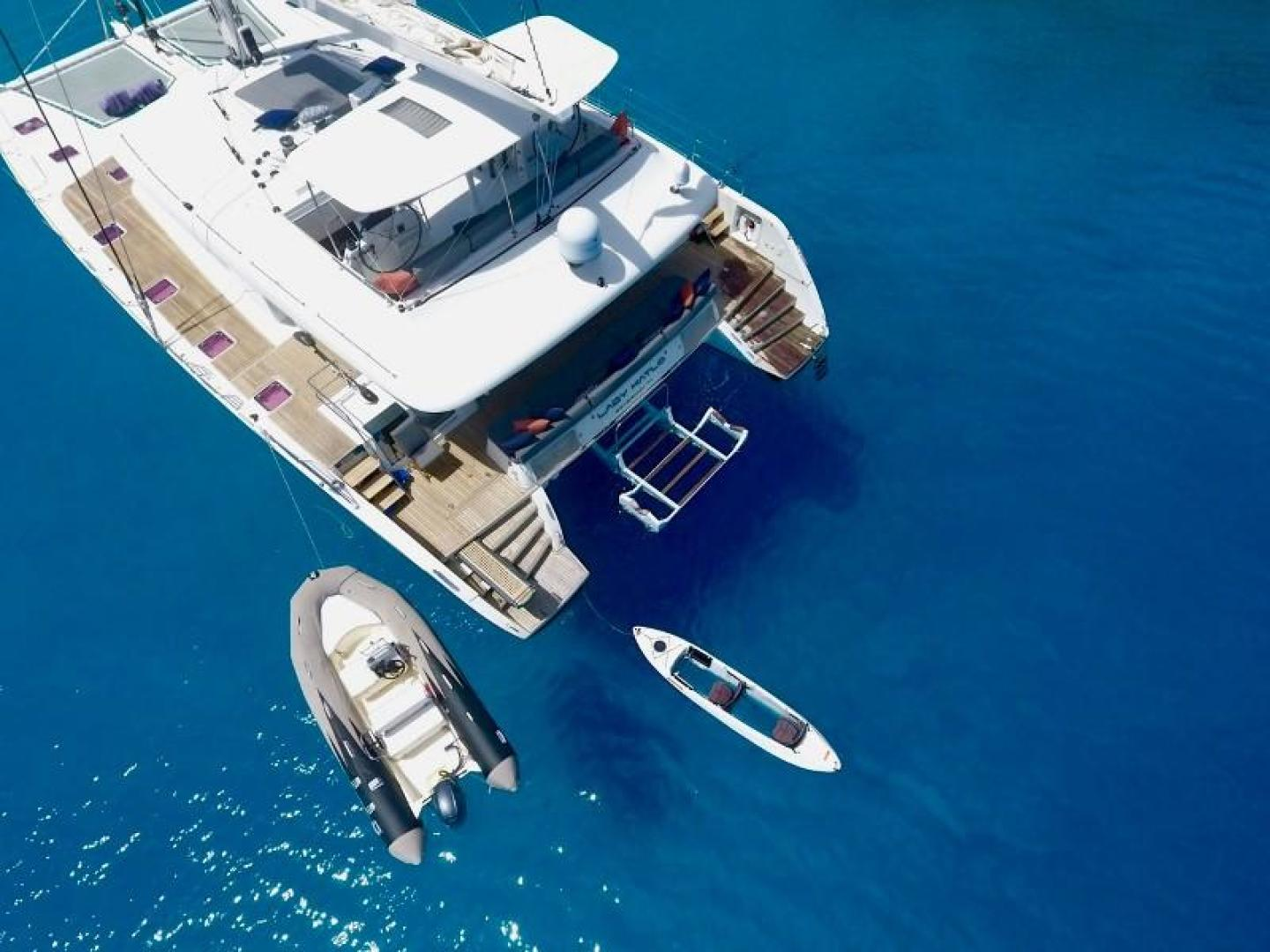 Picture Of: 62' Lagoon 620 2010 Yacht For Sale   2 of 50