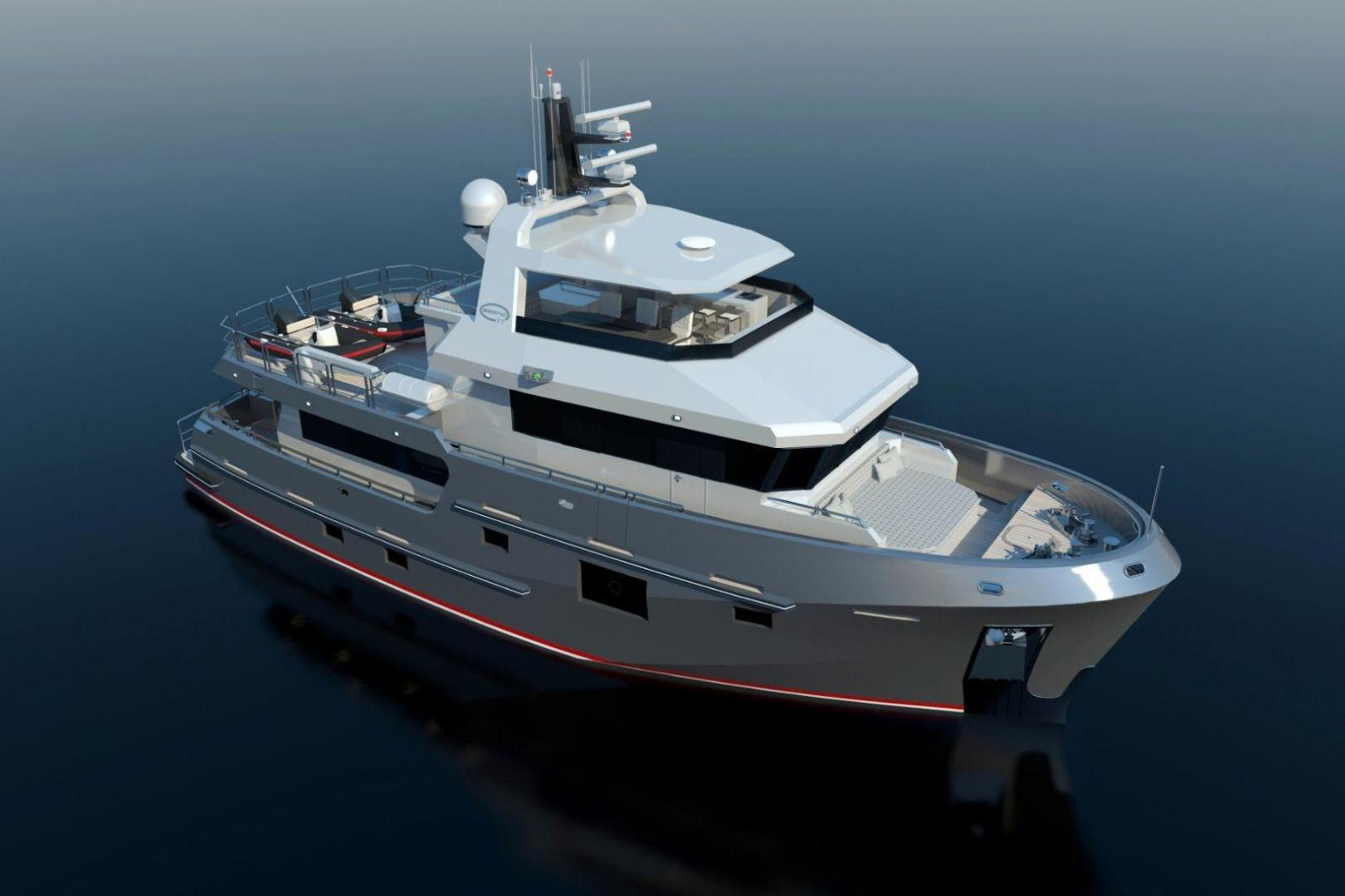 Picture Of: 77' Bering 77 2018 Yacht For Sale | 1 of 21