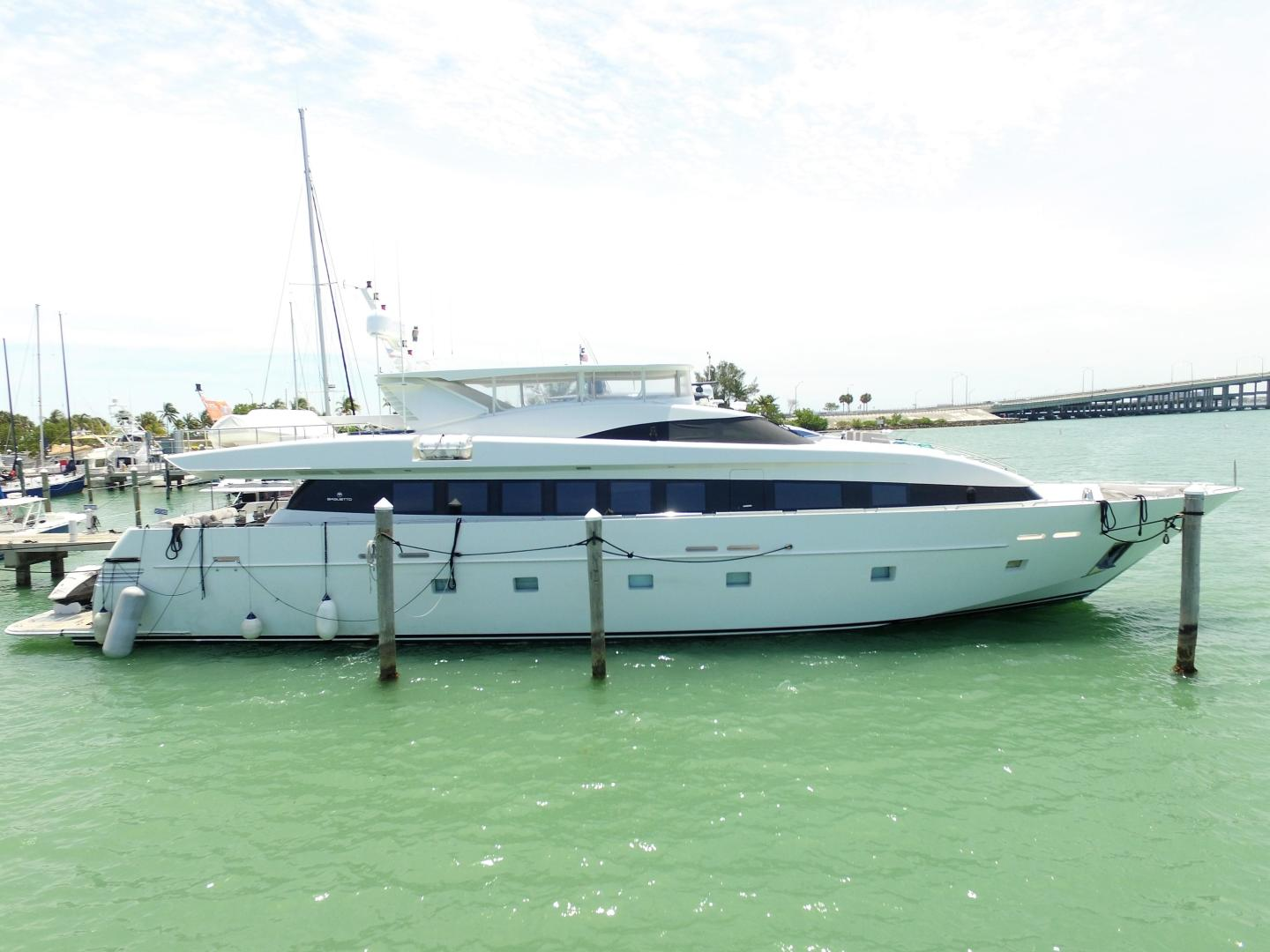 Picture Of: 105' Baglietto Trident 2000 Yacht For Sale | 1 of 92