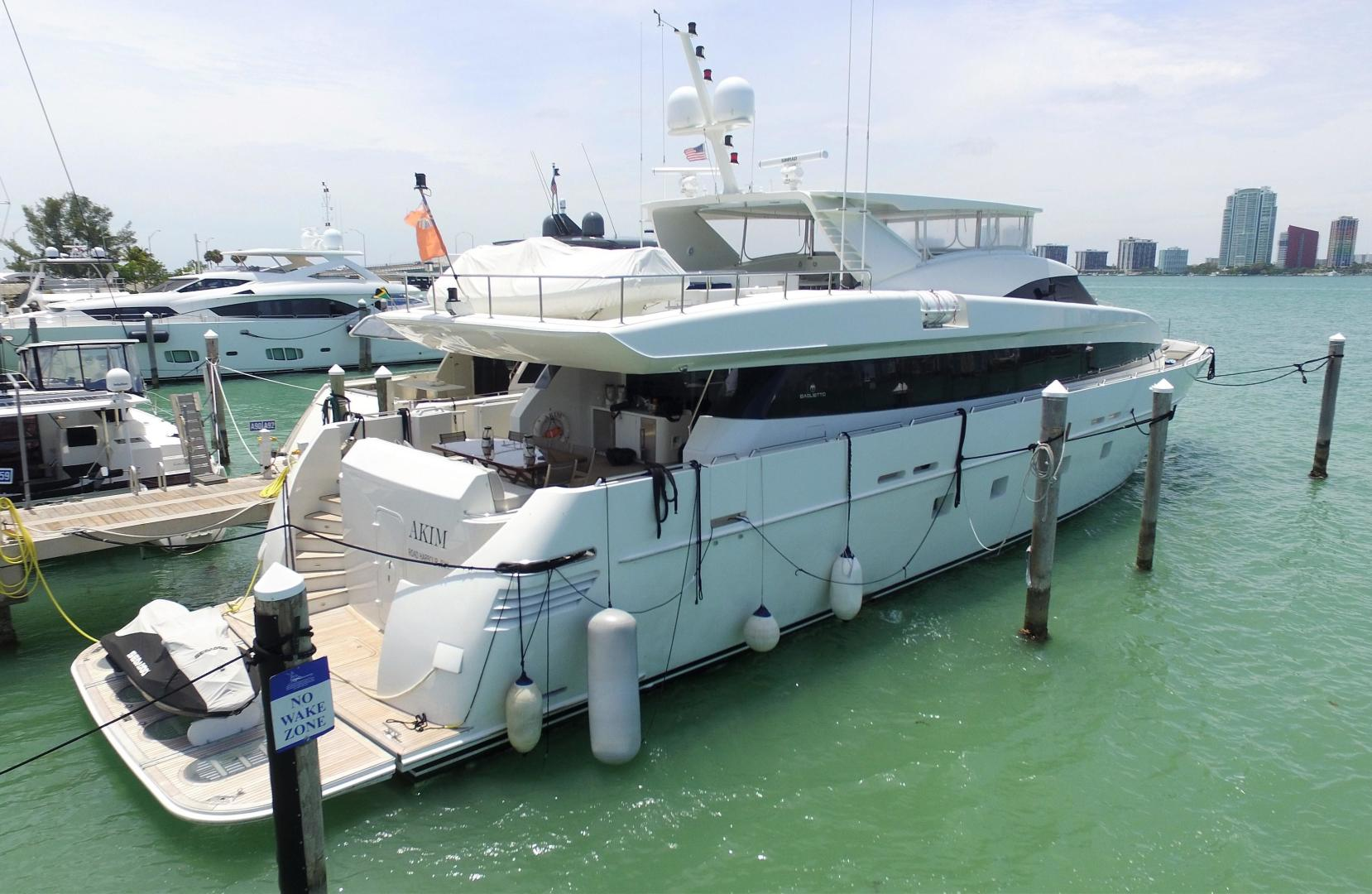 Picture Of: 105' Baglietto Trident 2000 Yacht For Sale | 2 of 92