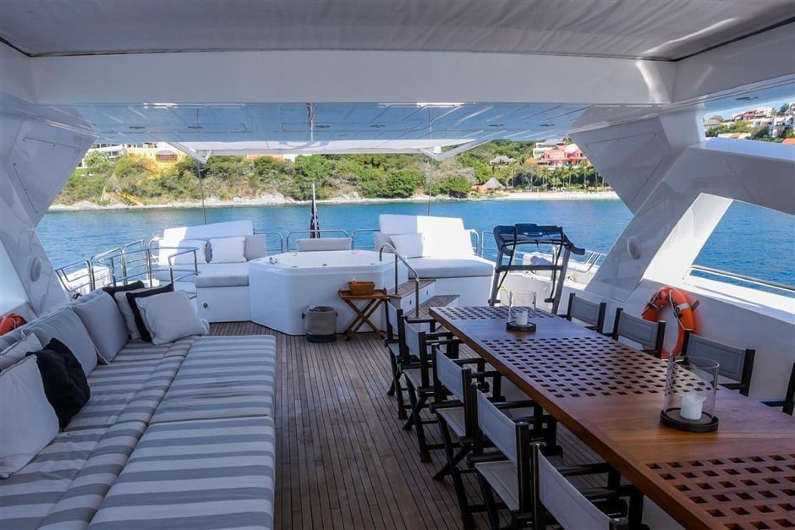 Sunseeker-34 Metre Yacht 2012-LunaRossa Puerto Vallarta-Mexico-704519 | Thumbnail
