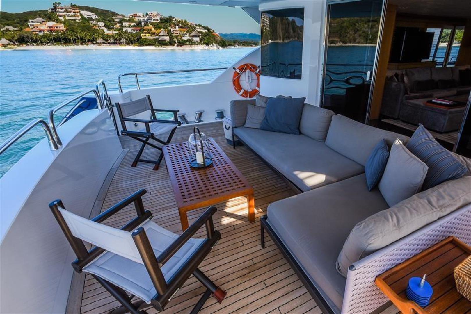 Sunseeker-34 Metre Yacht 2012-LunaRossa Puerto Vallarta-Mexico-704518 | Thumbnail