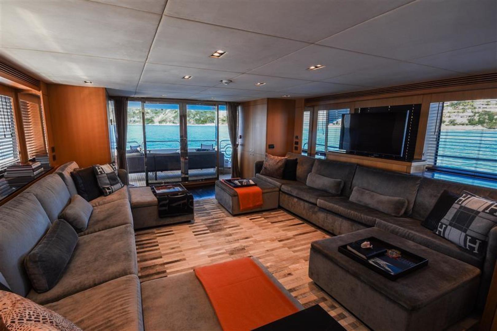 Sunseeker-34 Metre Yacht 2012-LunaRossa Puerto Vallarta-Mexico-704504 | Thumbnail
