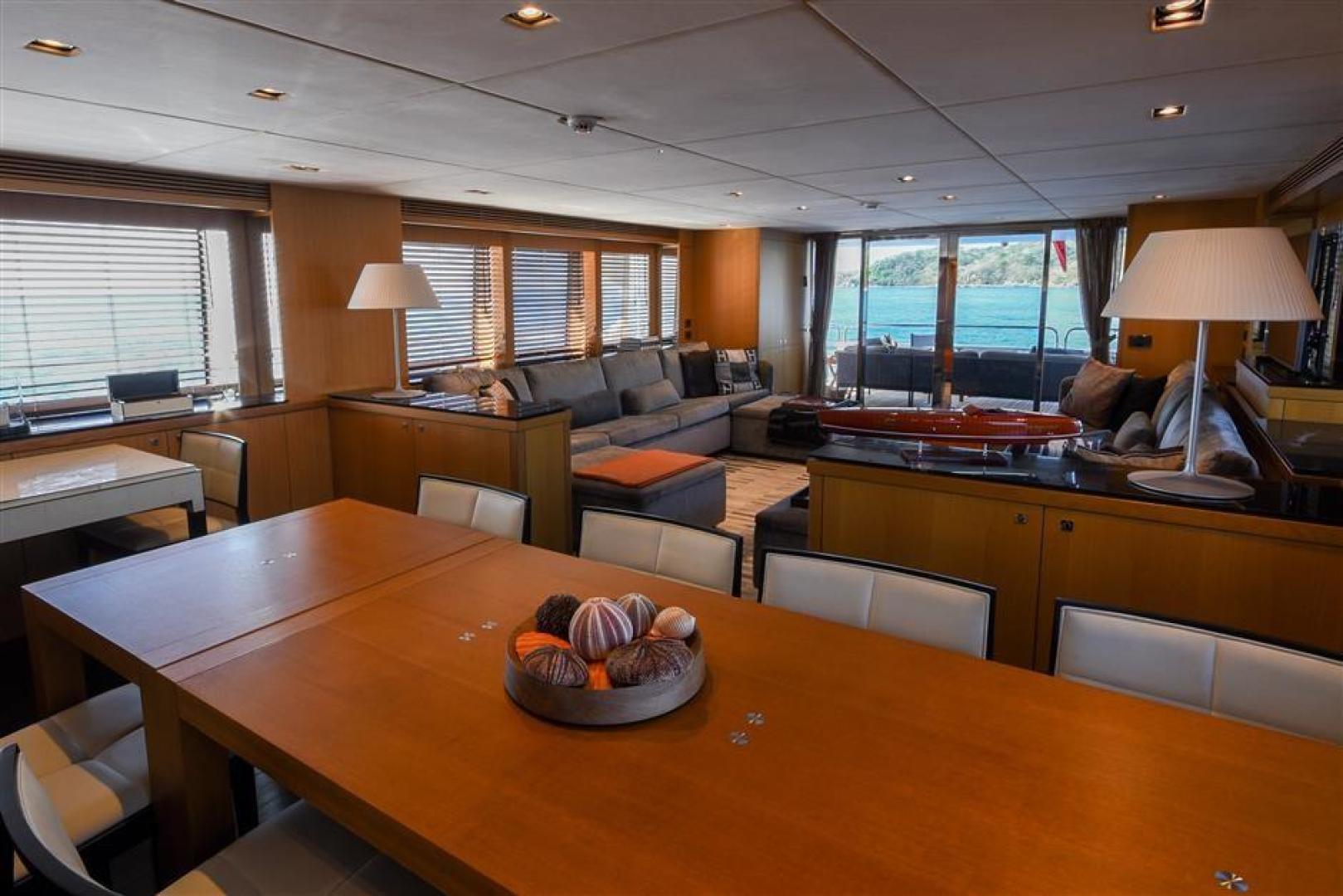 Sunseeker-34 Metre Yacht 2012-LunaRossa Puerto Vallarta-Mexico-704506 | Thumbnail