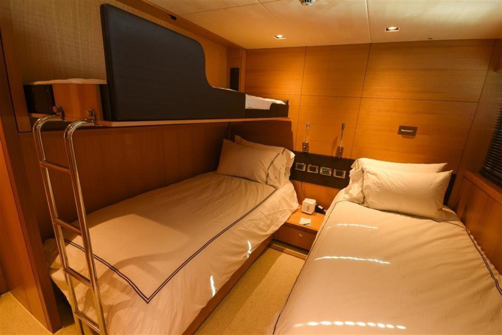 Sunseeker-34 Metre Yacht 2012-LunaRossa Puerto Vallarta-Mexico-704516 | Thumbnail