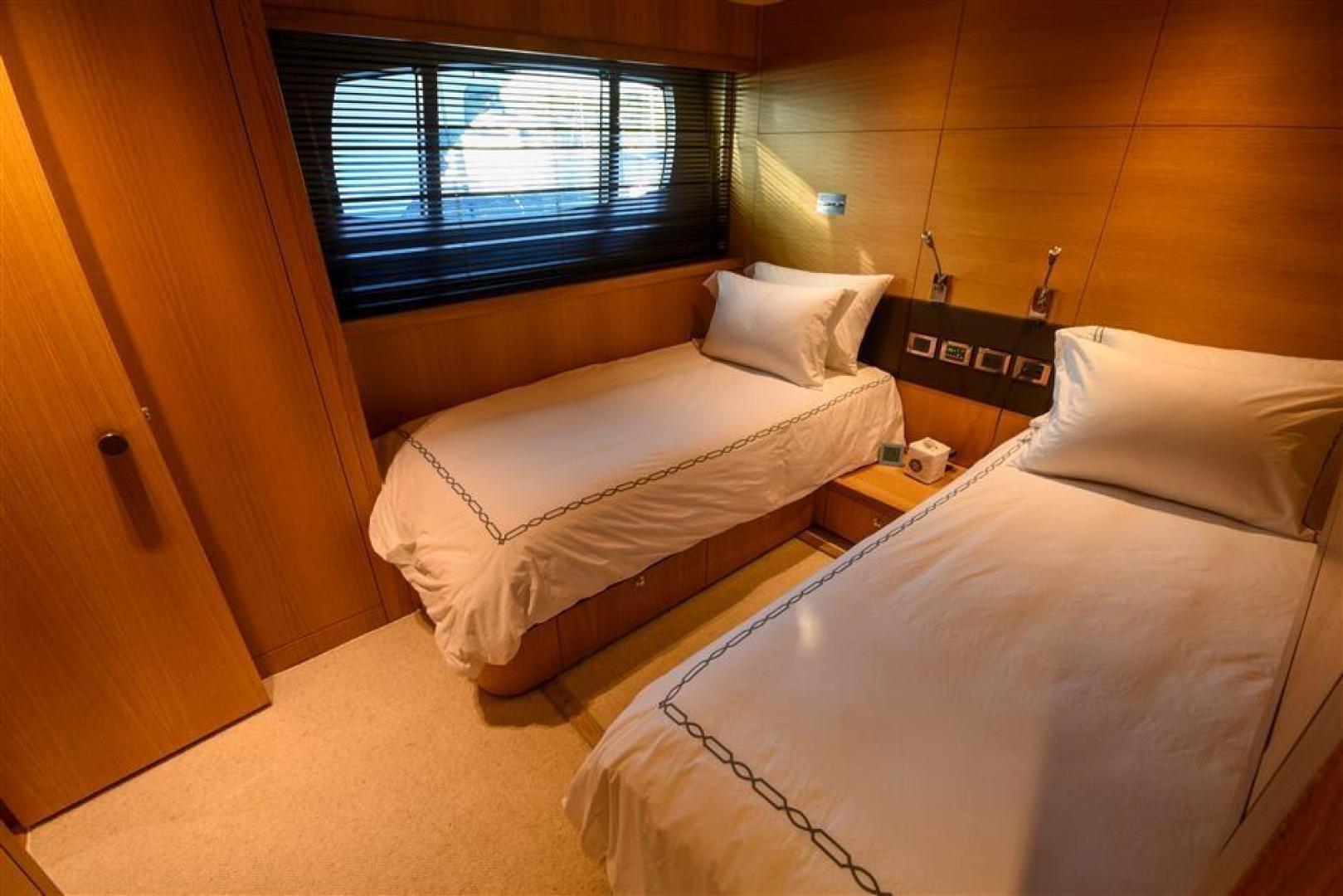 Sunseeker-34 Metre Yacht 2012-LunaRossa Puerto Vallarta-Mexico-704515 | Thumbnail