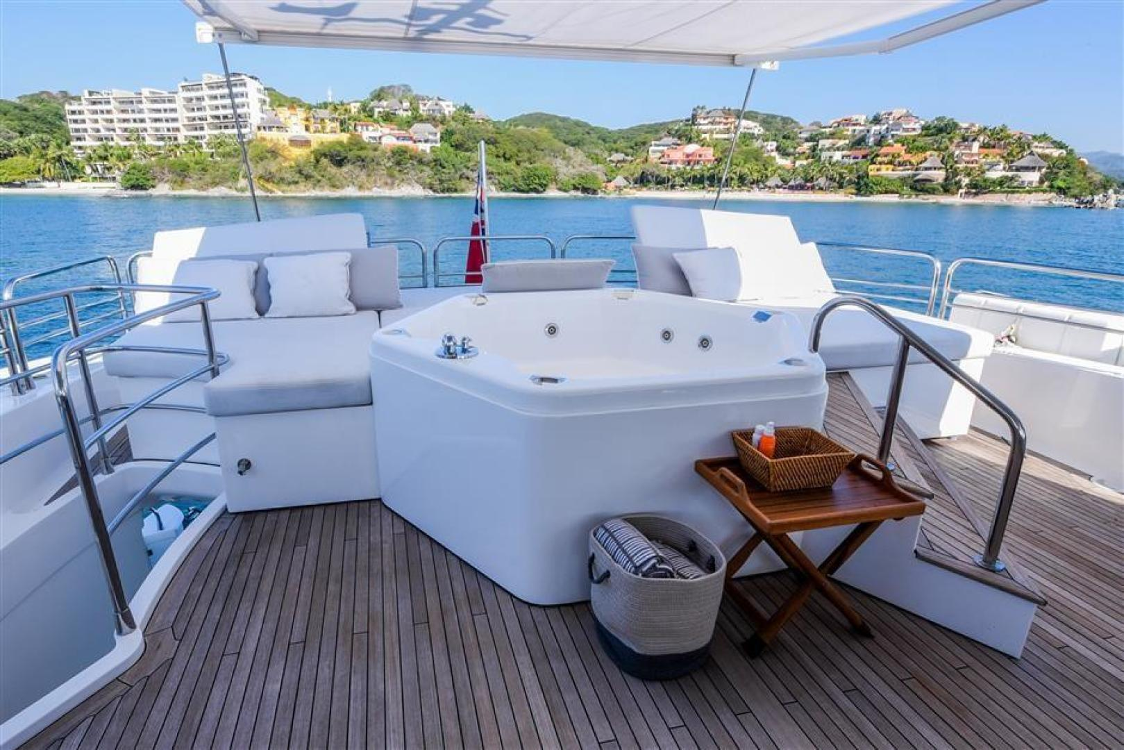 Sunseeker-34 Metre Yacht 2012-LunaRossa Puerto Vallarta-Mexico-704520 | Thumbnail