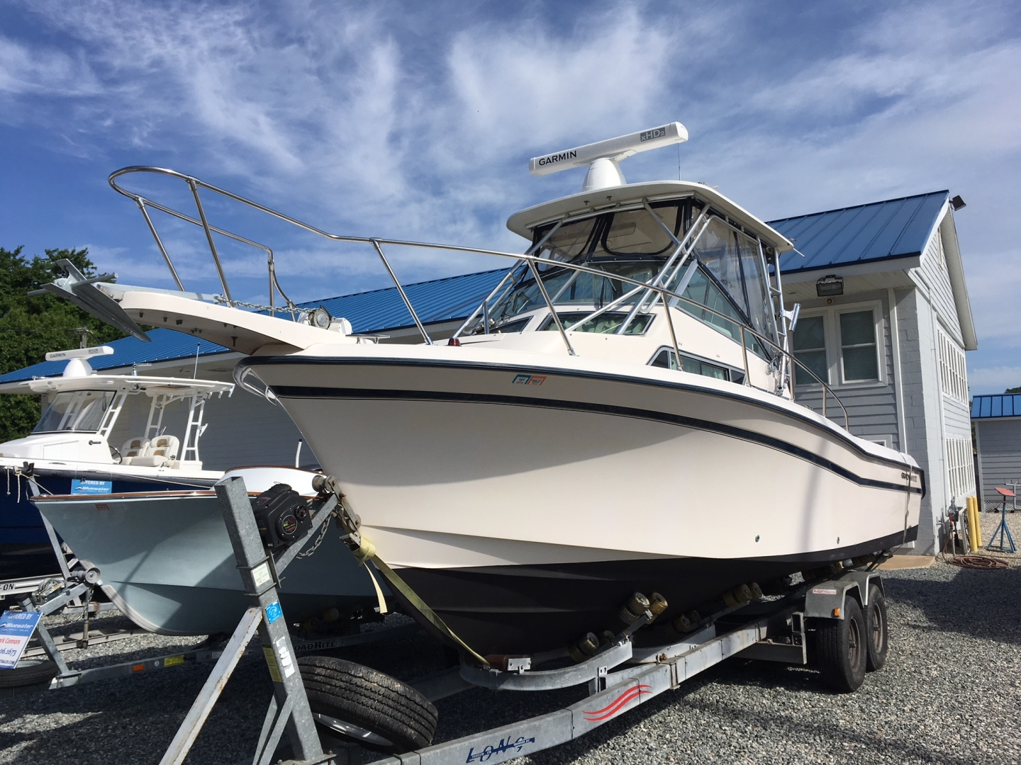 Main E Scape | Used Grady-White 27' 272 Sailfish For Sale In
