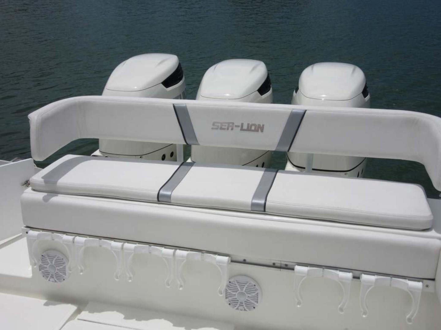 Sea-Lion-Center Console 2017 -St. Petersburg-Florida-United States-Transom Seat-915732 | Thumbnail