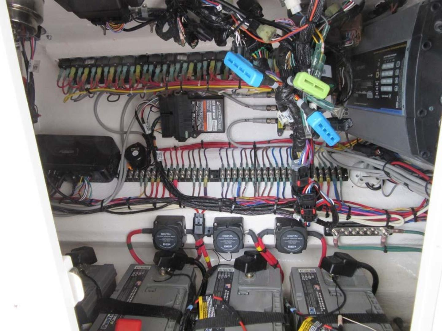 Sea-Lion-Center Console 2017 -St. Petersburg-Florida-United States-Console Wiring and Electrical-915728 | Thumbnail