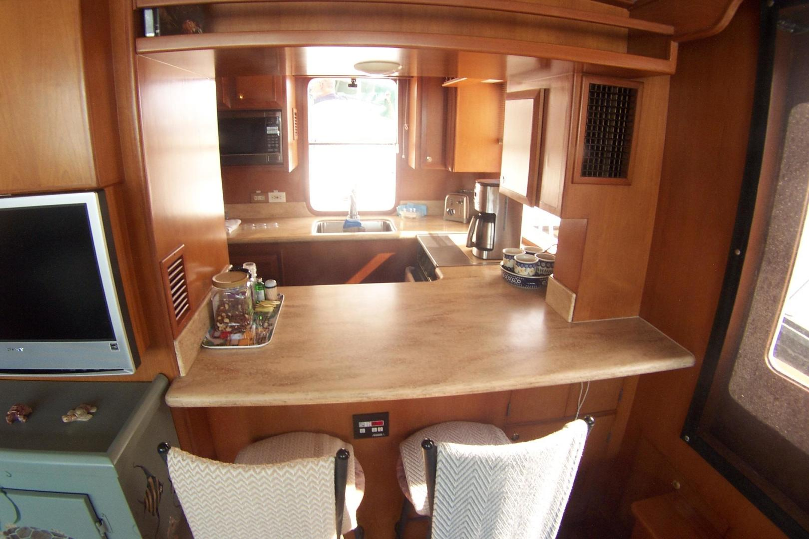 DeFever-Trawler 2003-SKINNY DIPPER Stuart-Florida-United States-Galley  to Aft-762926 | Thumbnail