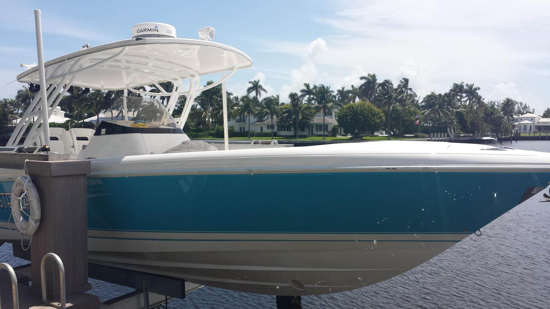 Picture Of: 32' Intrepid 327 Center Console 2014 Yacht For Sale | 2 of 25