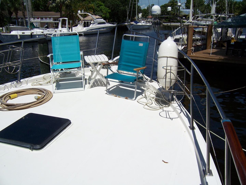 CHB-Seamaster Sundeck 1989-Com Monday Fort Lauderdale-Florida-United States-48 Chung Hwa Fwd Deck-732086 | Thumbnail