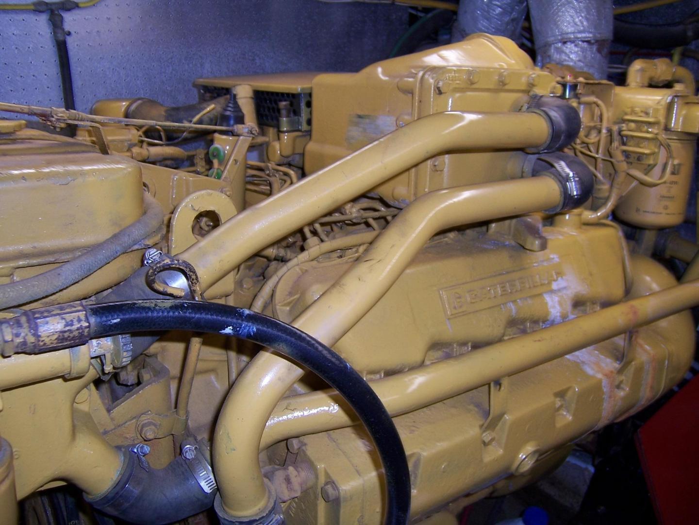 CHB-Seamaster Sundeck 1989-Com Monday Fort Lauderdale-Florida-United States-48 Chung Hwa Port Engine-732024 | Thumbnail