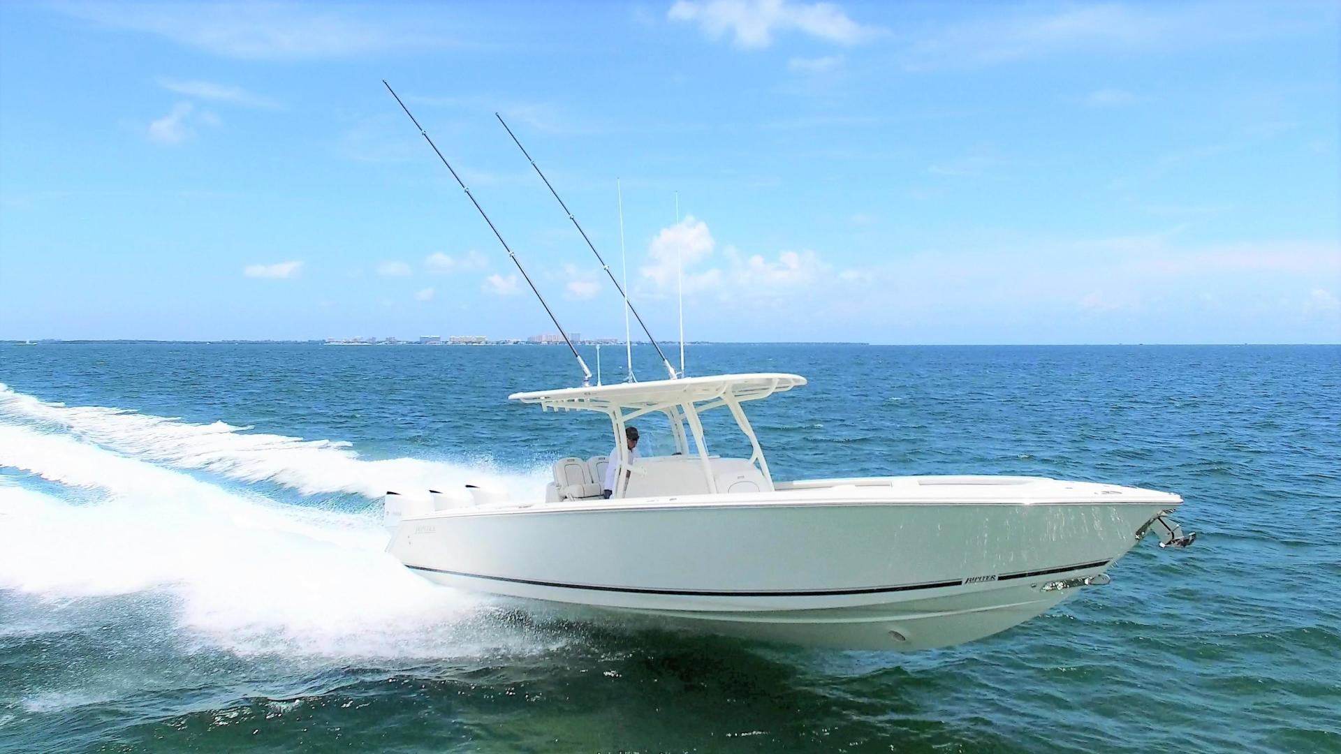 Picture Of: 34' Jupiter 34 HFS 2019 Yacht For Sale | 1 of 27