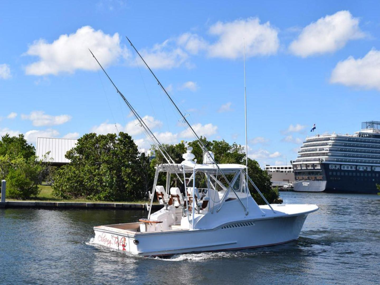 Custom-Middleton Sports Fisherman 2008-Chasing Tail Dania-Florida-United States-Starboard on the Water-913280 | Thumbnail