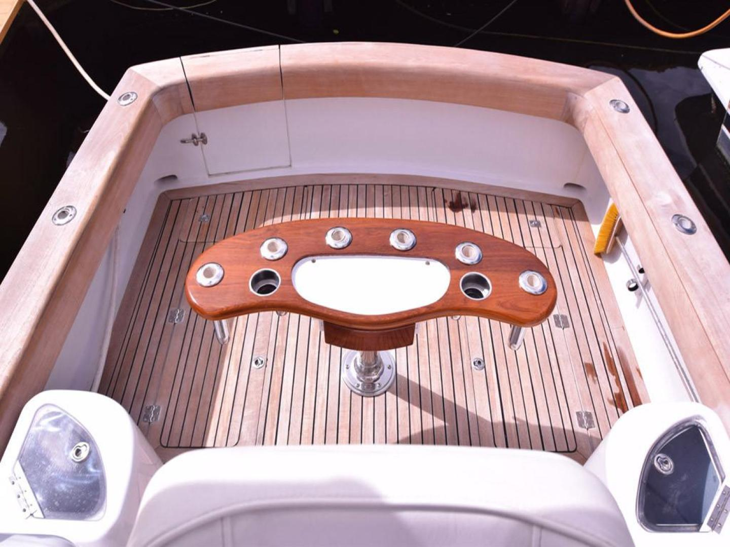 Custom-Middleton Sports Fisherman 2008-Chasing Tail Dania-Florida-United States-Cockpit View from Superstructure-913272 | Thumbnail