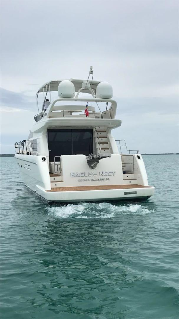 Picture Of: 55' Uniesse 55 SEDAN 2002 Yacht For Sale | 1 of 12