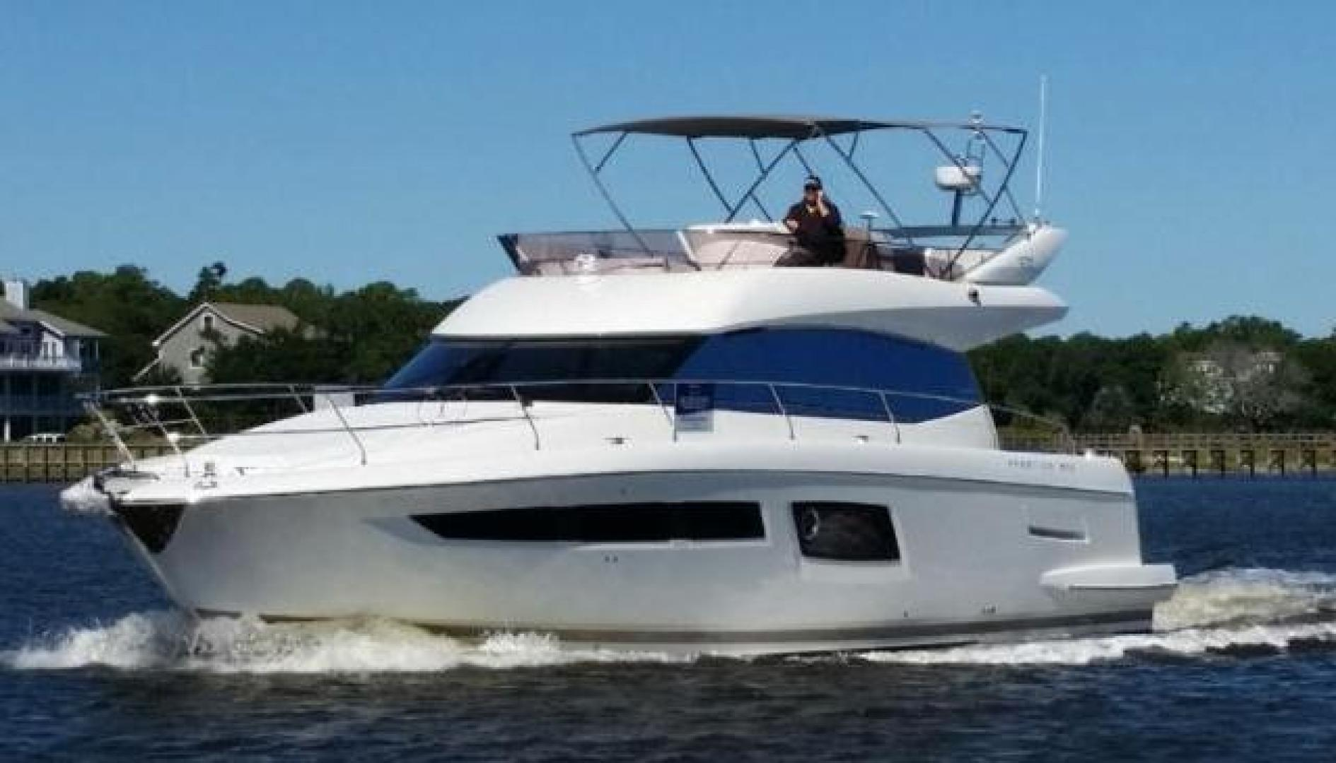 Picture Of: 50' Prestige 500 2017 Yacht For Sale   1 of 19