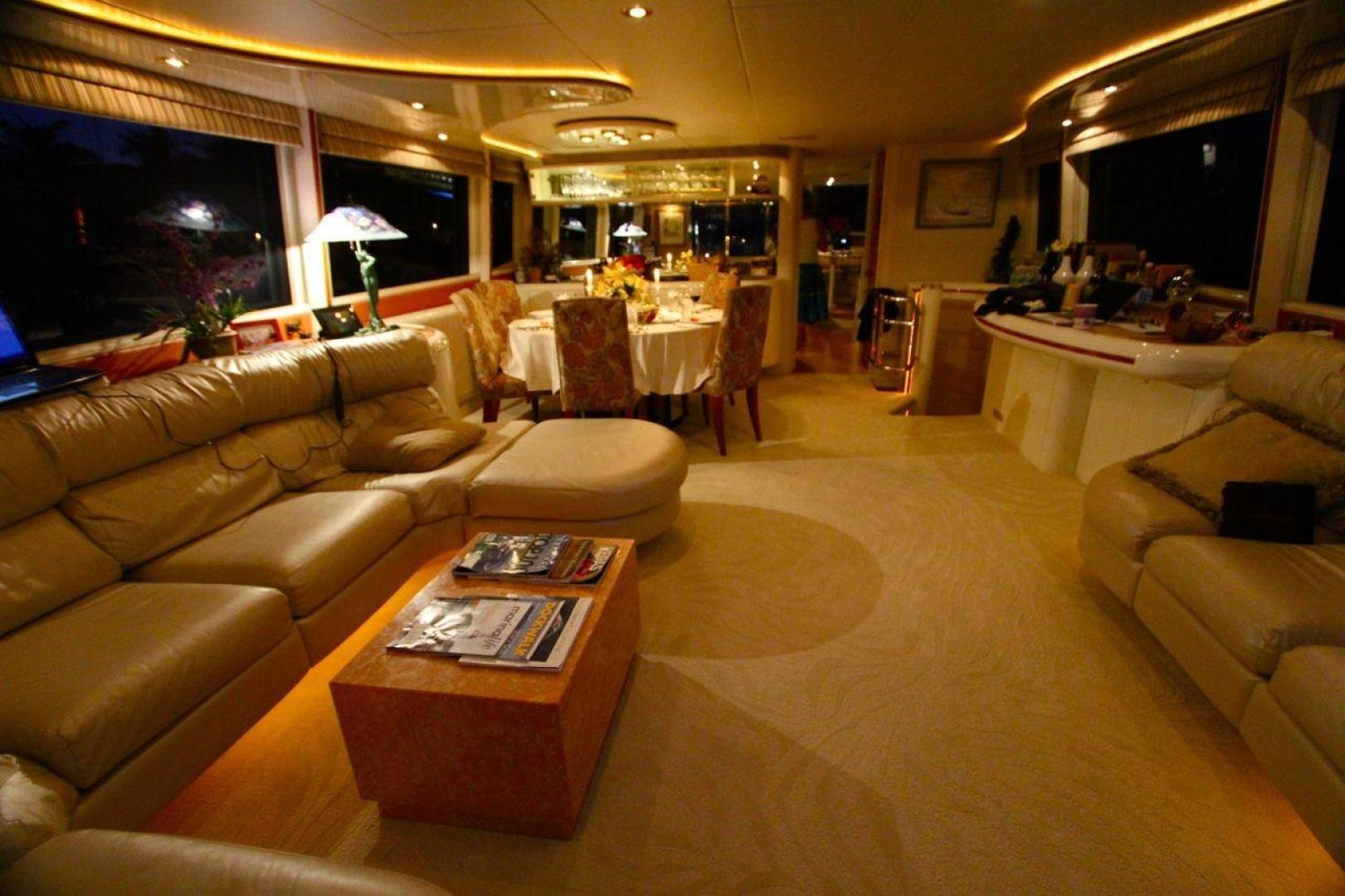 Picture Of: 76' Lazzara GRAND SALON 1996 Yacht For Sale | 2 of 24