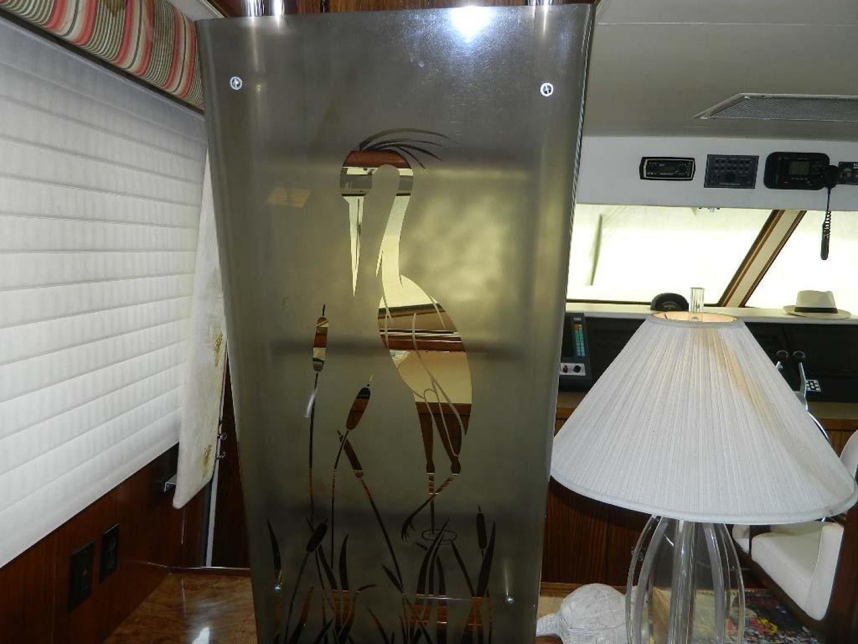 Hatteras-Motor Yacht 1989-Windfall Stuart-Florida-United States-Salon Art-910406 | Thumbnail