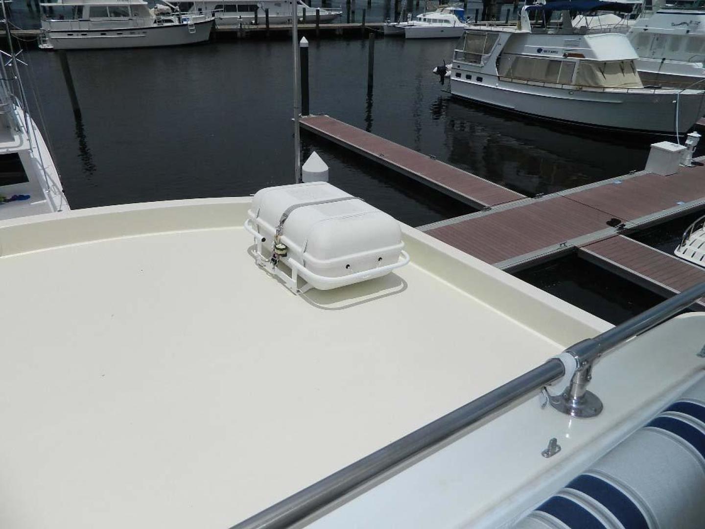 Hatteras-Motor Yacht 1989-Windfall Stuart-Florida-United States-Liferaft-910396 | Thumbnail