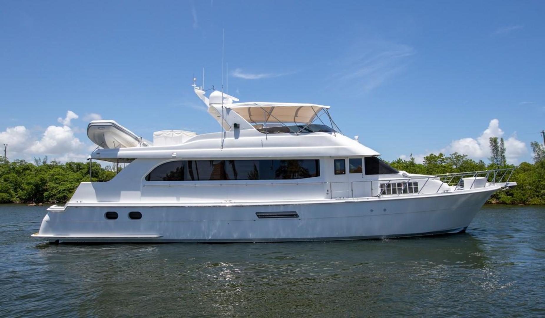 Hatteras-Cockpit Motor Yacht 2000-Getaway Ft. Lauderdale-Florida-United States-977360 | Thumbnail