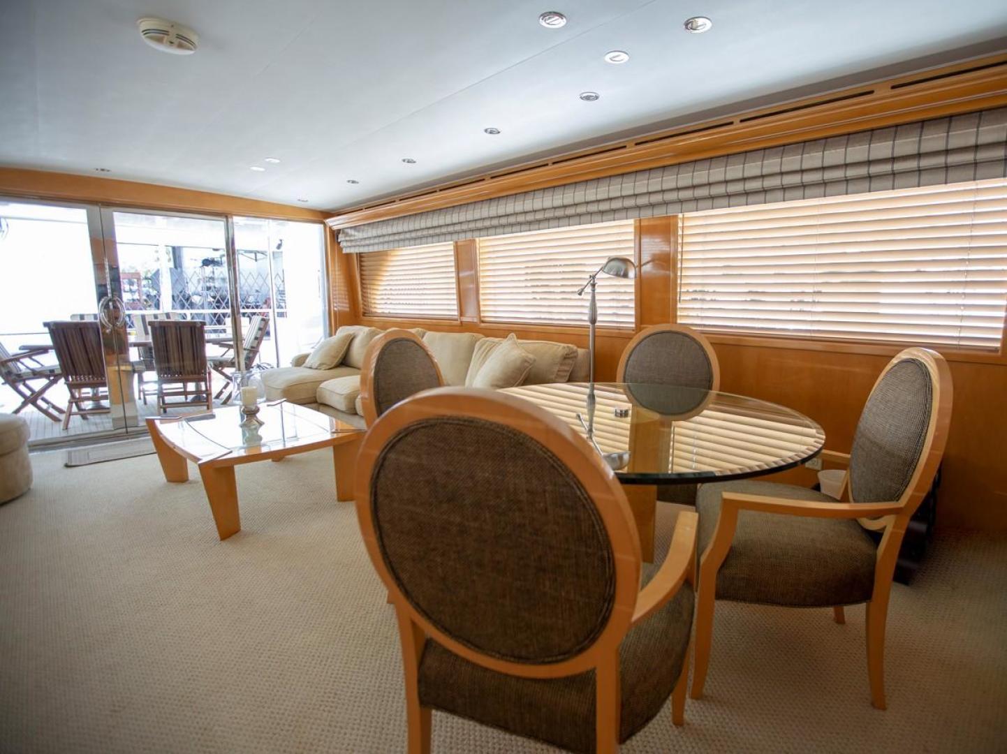 Hatteras-Cockpit Motor Yacht 2000-Getaway Ft. Lauderdale-Florida-United States-977363 | Thumbnail