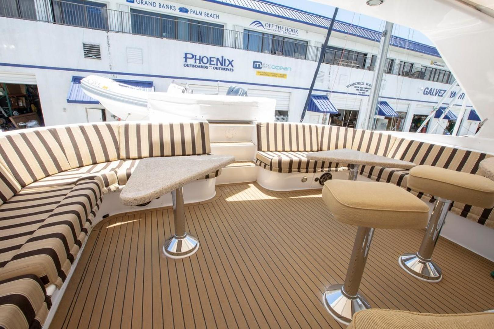 Hatteras-Cockpit Motor Yacht 2000-Getaway Ft. Lauderdale-Florida-United States-977393 | Thumbnail