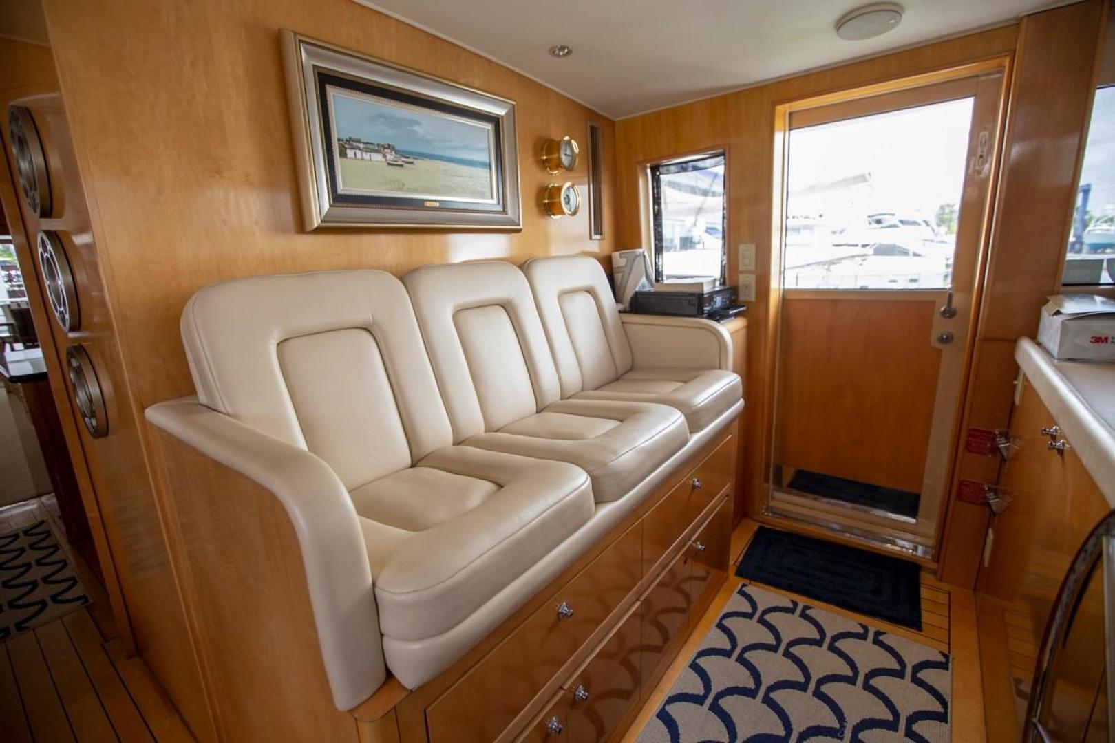 Hatteras-Cockpit Motor Yacht 2000-Getaway Ft. Lauderdale-Florida-United States-977376 | Thumbnail
