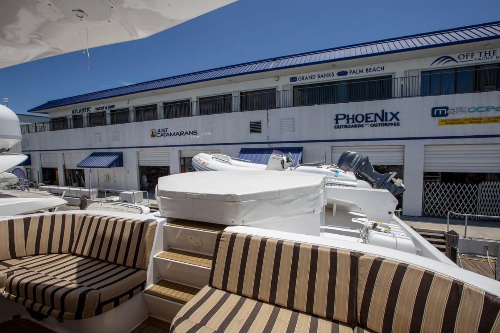 Hatteras-Cockpit Motor Yacht 2000-Getaway Ft. Lauderdale-Florida-United States-977399 | Thumbnail