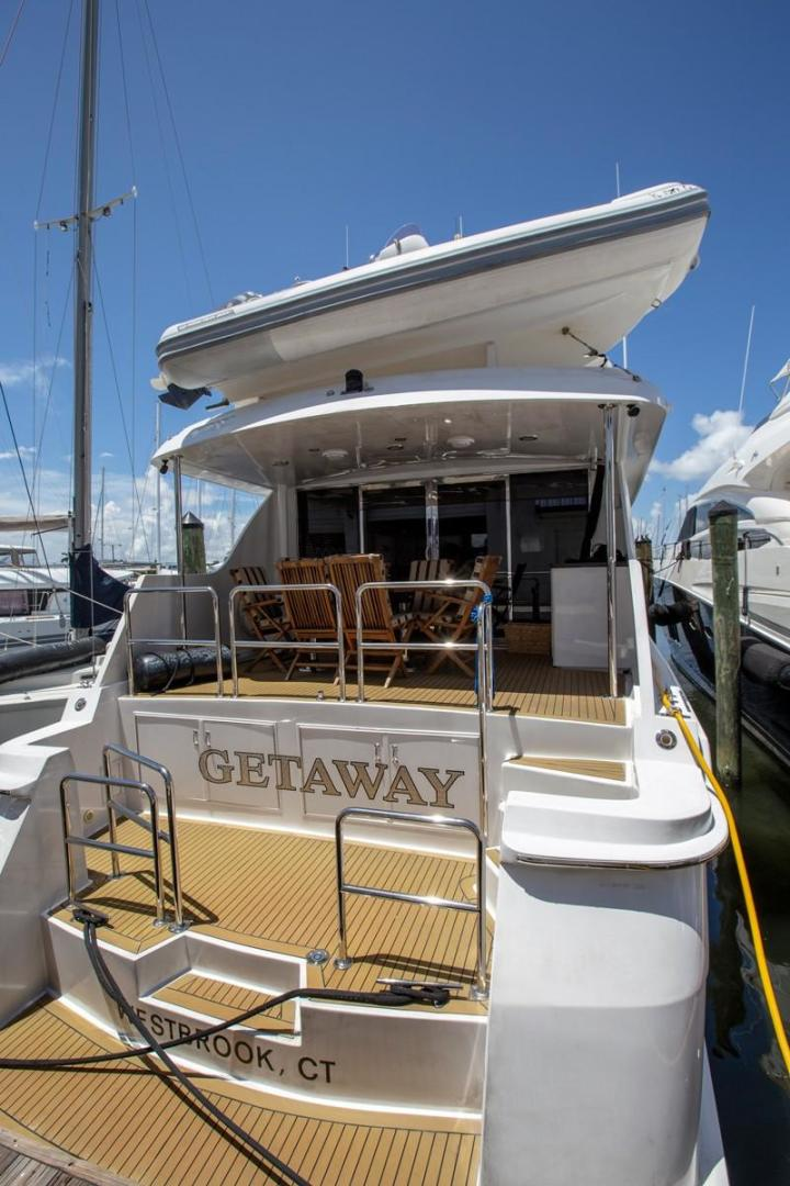 Hatteras-Cockpit Motor Yacht 2000-Getaway Ft. Lauderdale-Florida-United States-977412 | Thumbnail