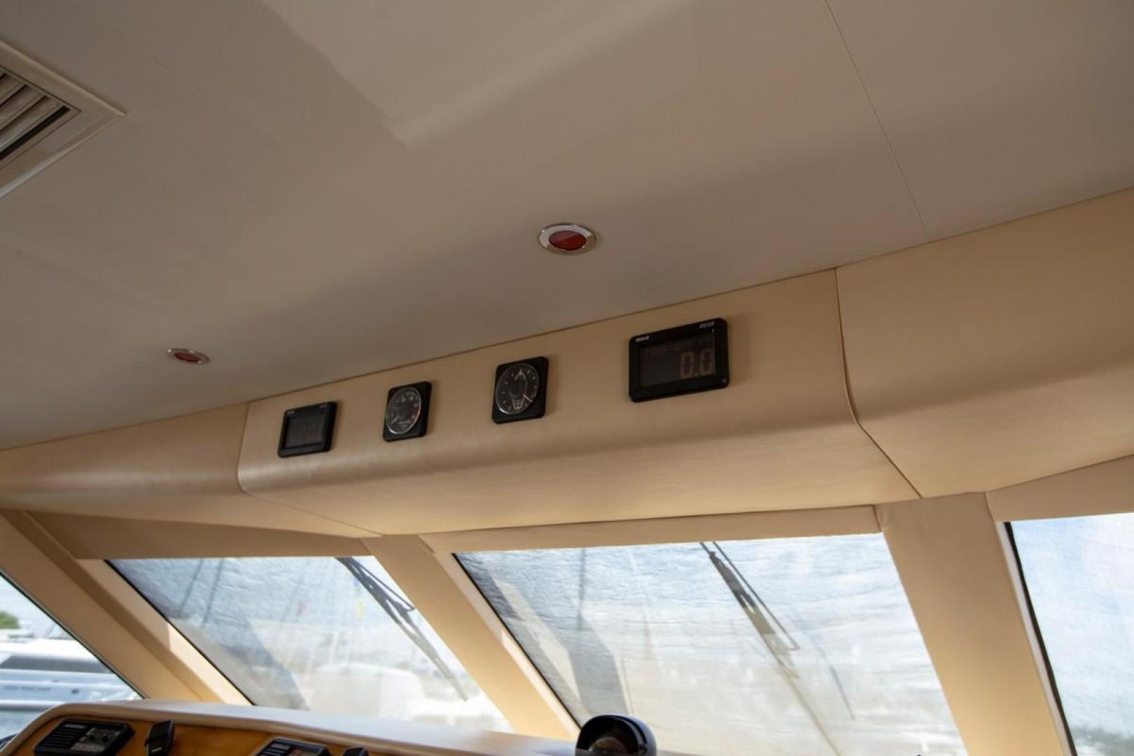 Hatteras-Cockpit Motor Yacht 2000-Getaway Ft. Lauderdale-Florida-United States-977375 | Thumbnail