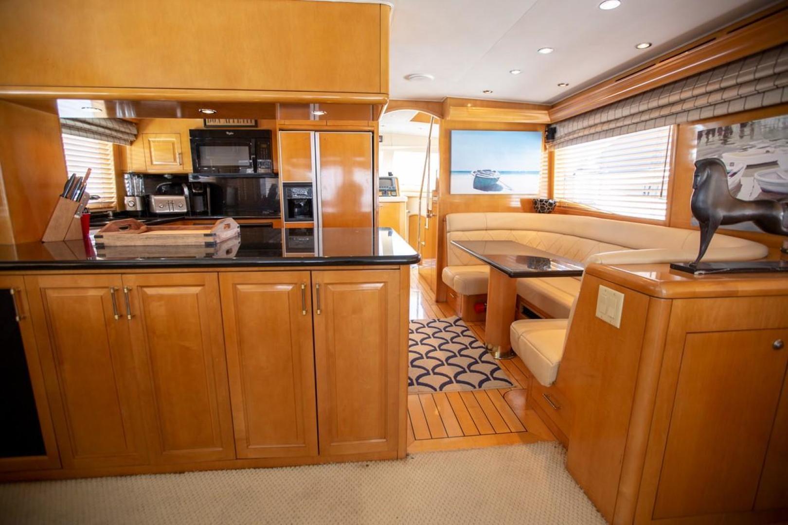 Hatteras-Cockpit Motor Yacht 2000-Getaway Ft. Lauderdale-Florida-United States-977367 | Thumbnail