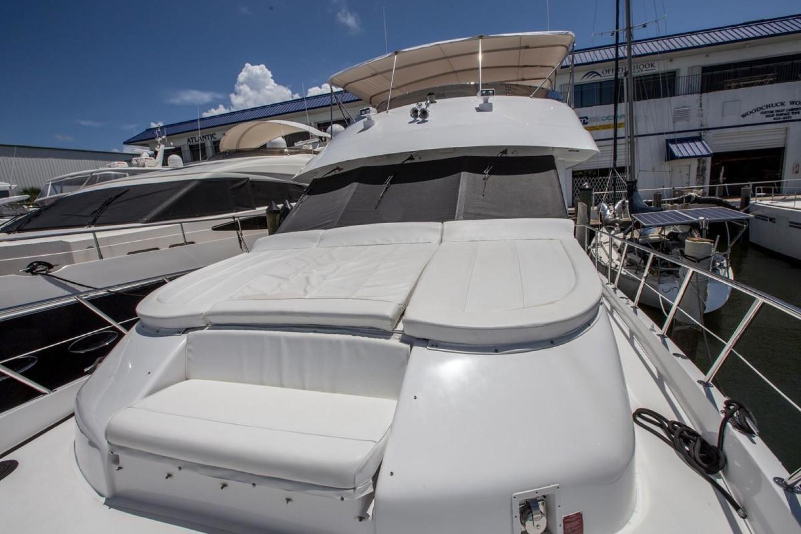 Hatteras-Cockpit Motor Yacht 2000-Getaway Ft. Lauderdale-Florida-United States-977410 | Thumbnail