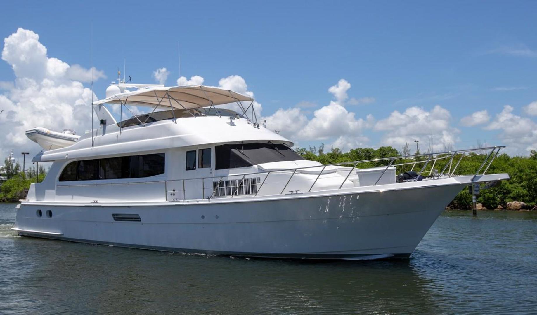 Hatteras-Cockpit Motor Yacht 2000-Getaway Ft. Lauderdale-Florida-United States-977361 | Thumbnail