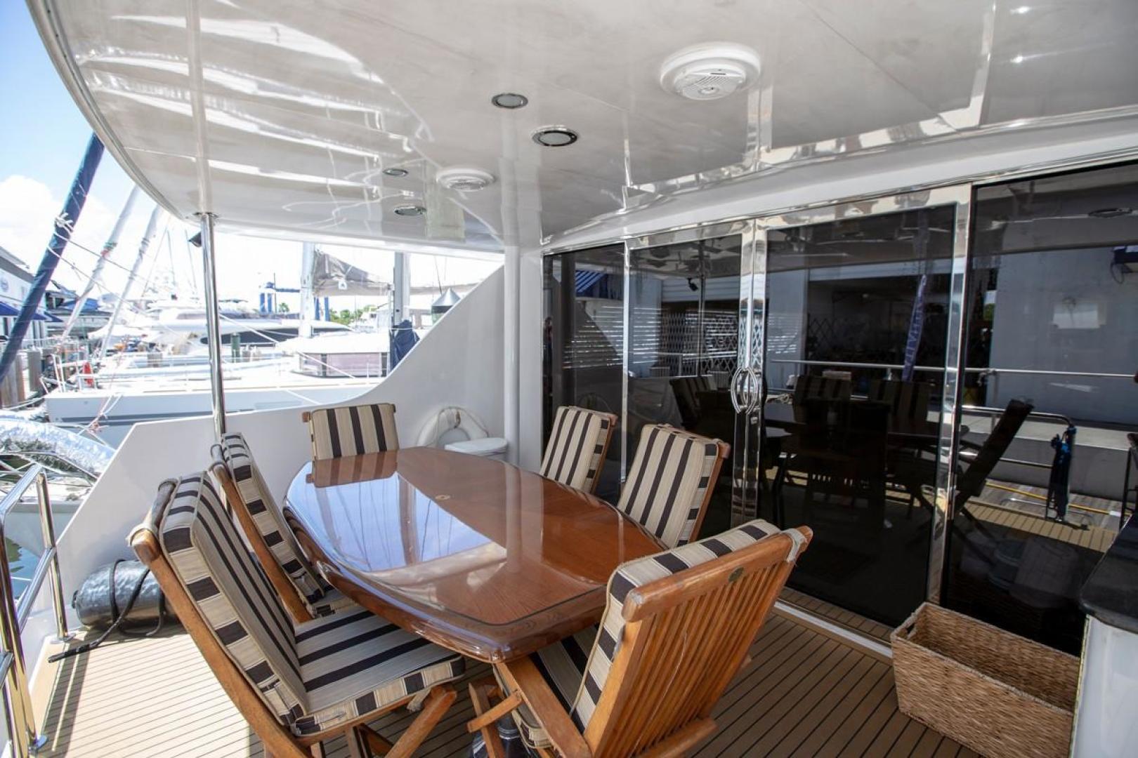 Hatteras-Cockpit Motor Yacht 2000-Getaway Ft. Lauderdale-Florida-United States-977406 | Thumbnail