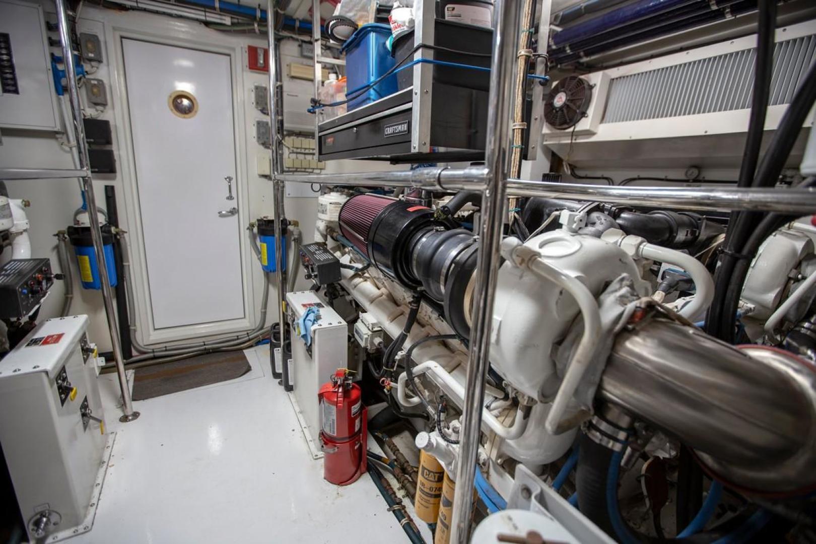 Hatteras-Cockpit Motor Yacht 2000-Getaway Ft. Lauderdale-Florida-United States-977382 | Thumbnail