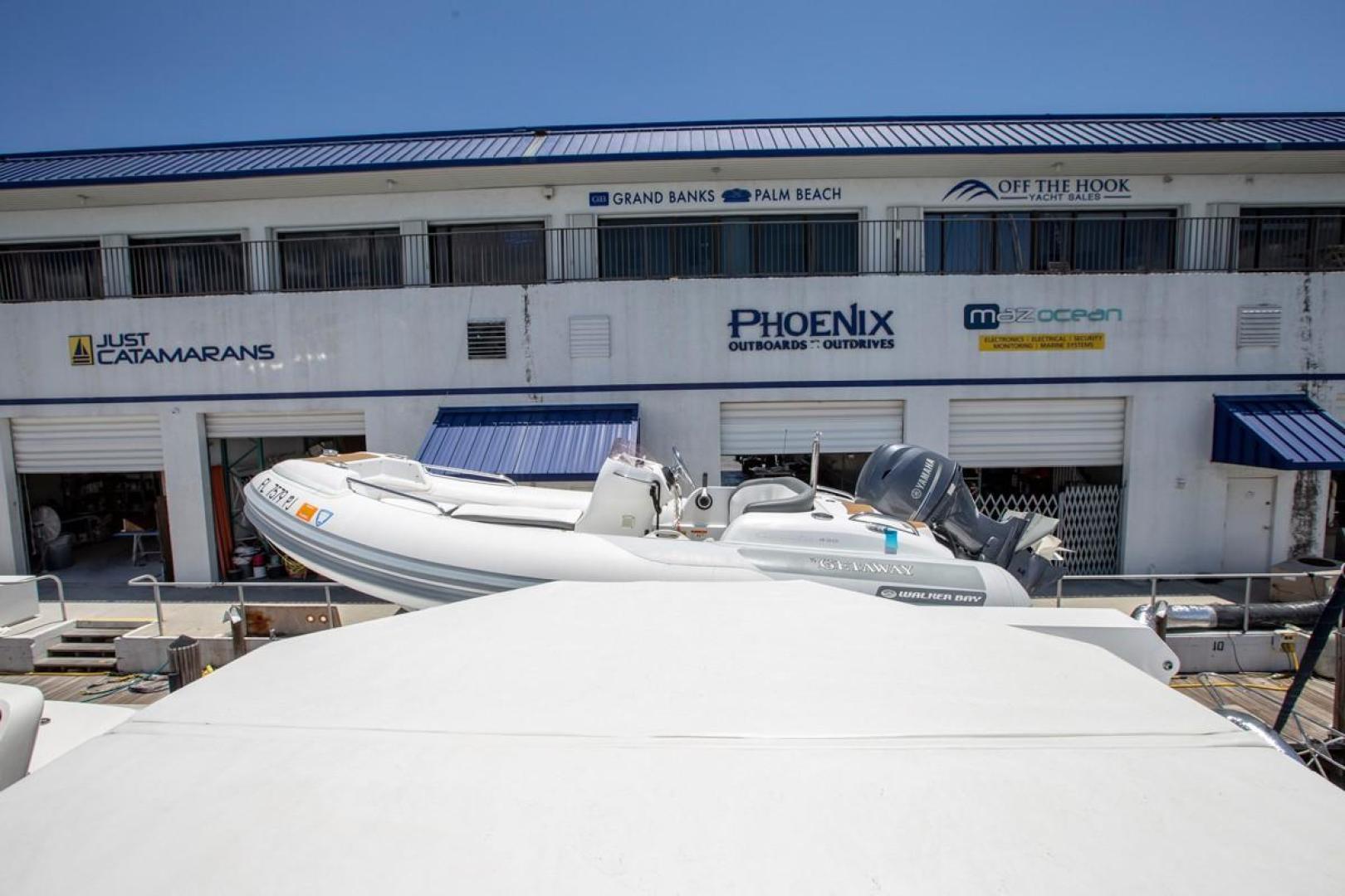 Hatteras-Cockpit Motor Yacht 2000-Getaway Ft. Lauderdale-Florida-United States-977398 | Thumbnail