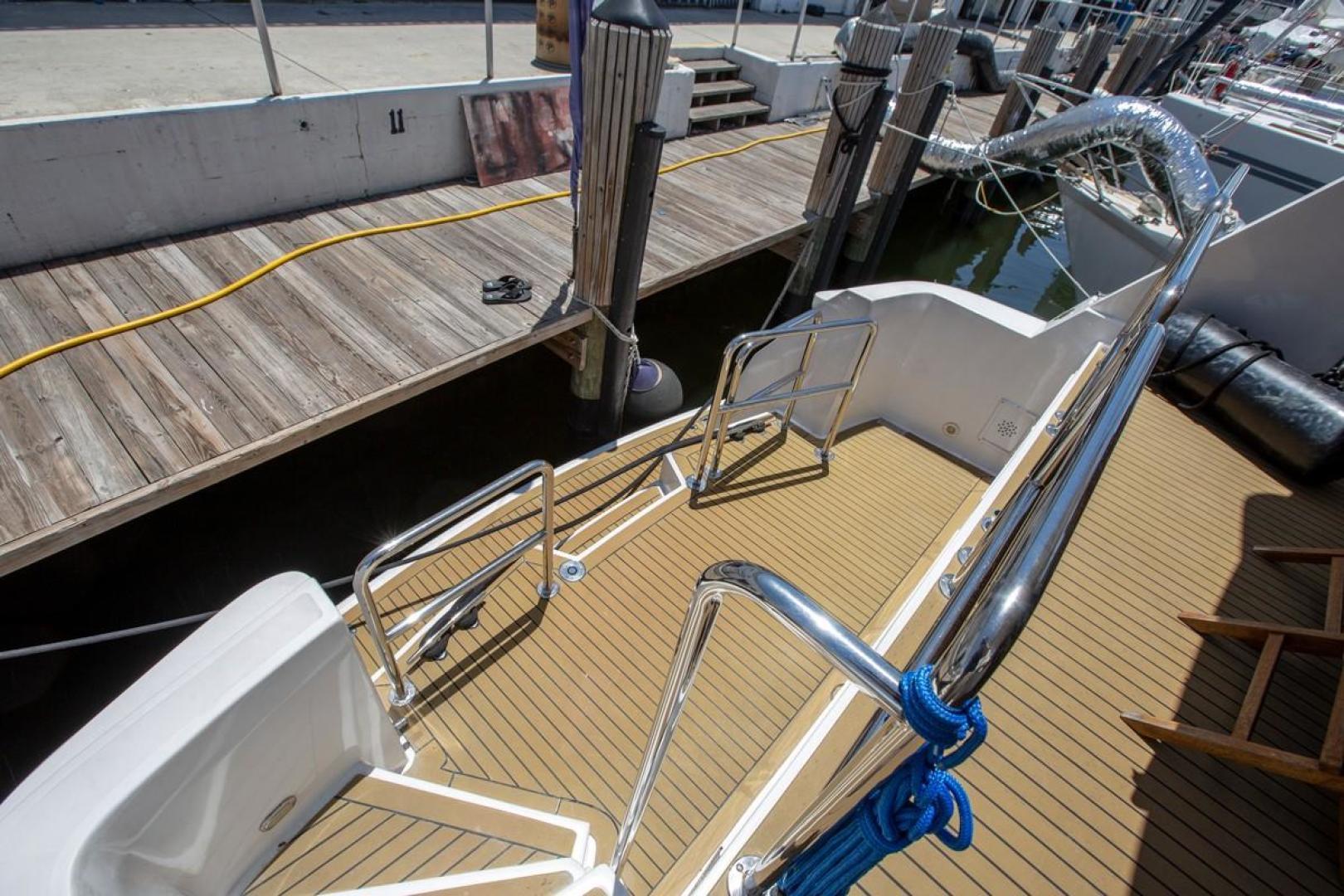 Hatteras-Cockpit Motor Yacht 2000-Getaway Ft. Lauderdale-Florida-United States-977408 | Thumbnail