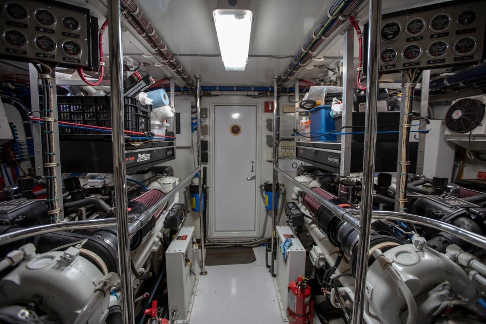 Hatteras-Cockpit Motor Yacht 2000-Getaway Ft. Lauderdale-Florida-United States-977383 | Thumbnail